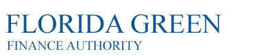 Florida Green Finance Authority Logo